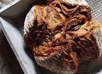 Walnut & Stilton Bread