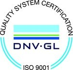 DNV ISO Certification