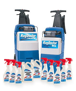 Rug Doctor Pro Machines And Cleaning Products Are Safe For