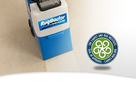 Buy a Rug Doctor Pro Wide Track.