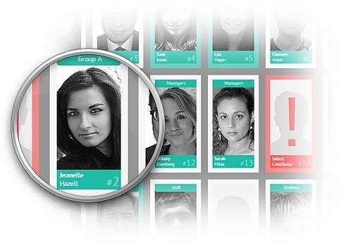 Optimise the shooting time with Contributor Headshots