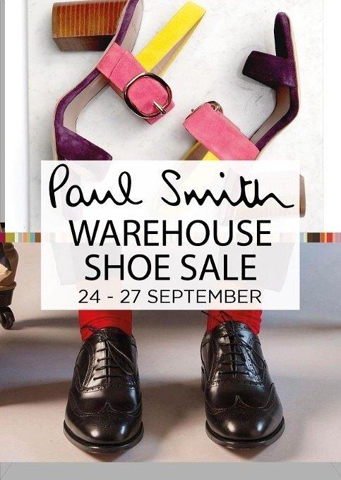 Paul Smith Warehouse Shoe Sale - Kilver