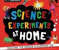 Science experiments at home book