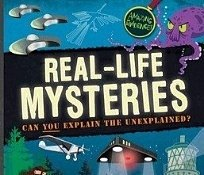 Real life mysteries book