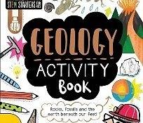 Geology activity book stem