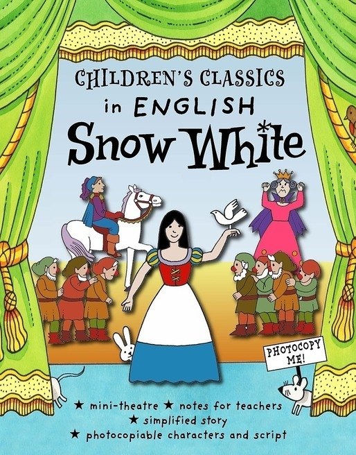Children's Classics - Snow White - English