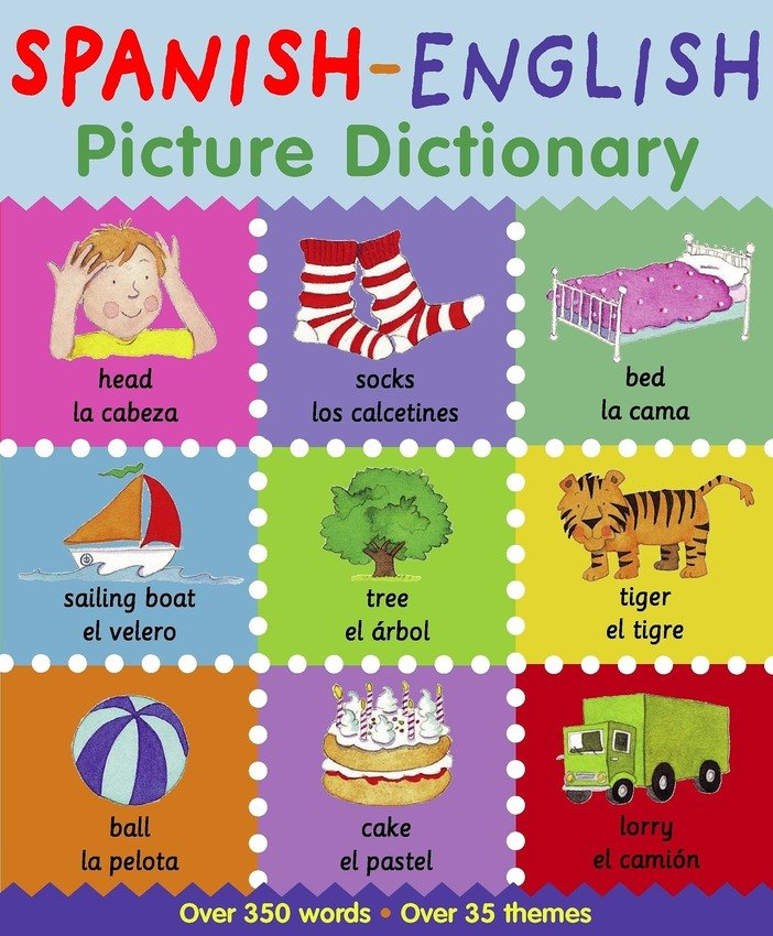 Picture Dictionary English-Spanish