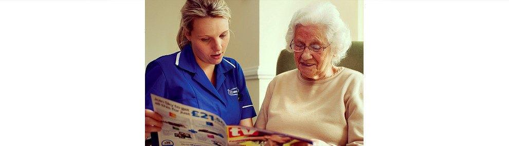 Caremark carer image