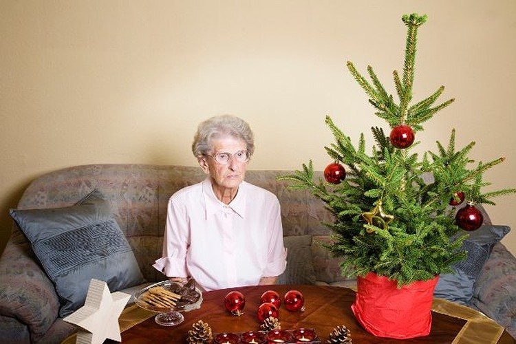 Alone On Christmas.Still Lonely This Christmas Caremark