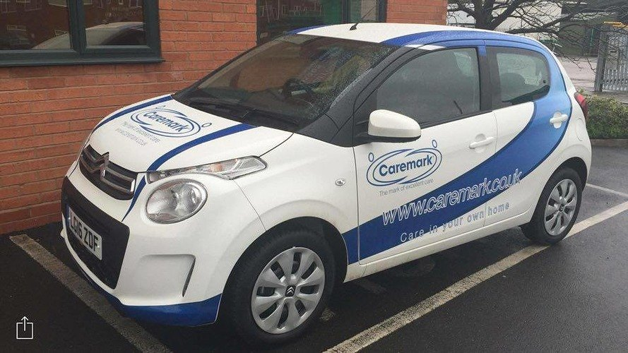 Our Field Care Supervisors Caremark branded car Has ...
