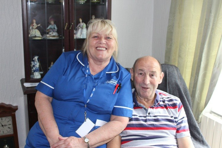 Life saving Care Worker Redcar & Cleveland