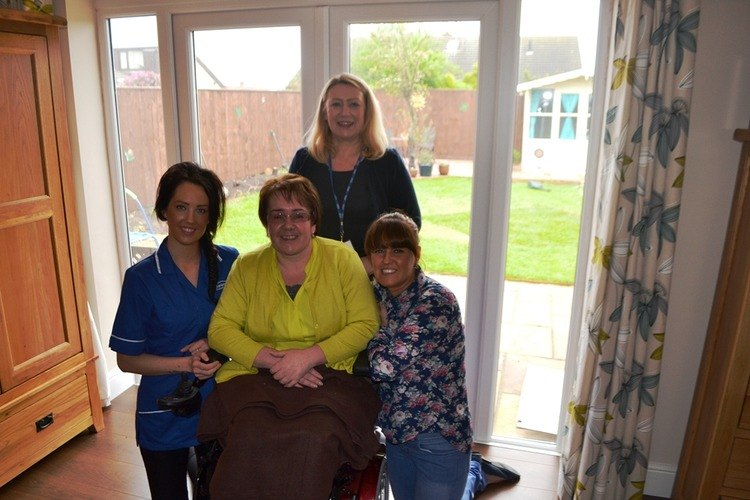 Sue Rushby MS Home Care Advice