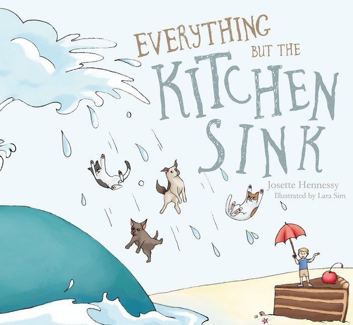 Everything And The Kitchen Sink.Everything But The Kitchen Sink