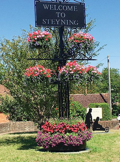 Welcome to Steyning